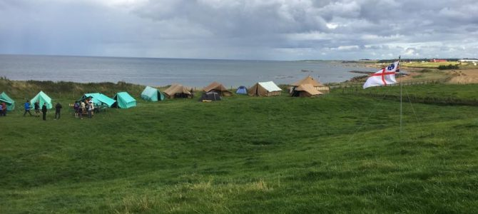 Pfadis on tour … again – Schottland 2017