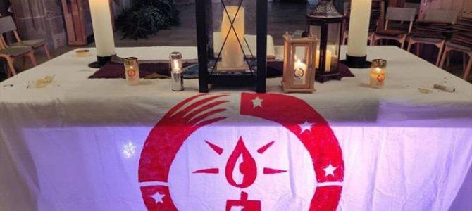 Mut zum Frieden – Friedenslicht 2019