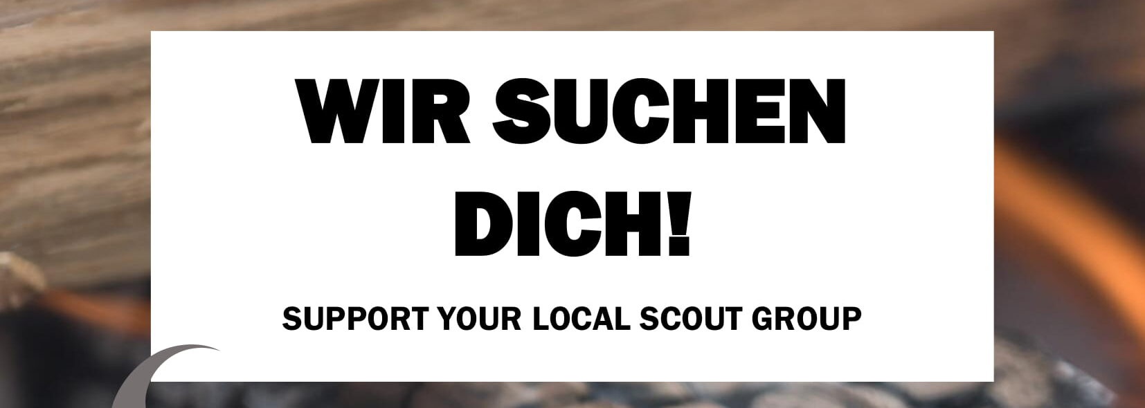 Wir suchen dich!